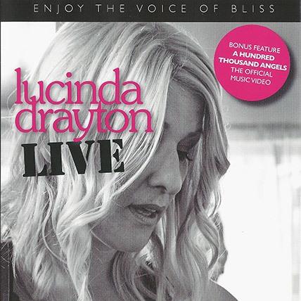 Lucinda Drayton Live - DVD